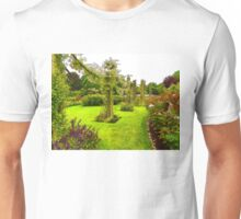 Impressions of London – Queen Mary's Garden at Regent's Royal Park Unisex T-Shirt