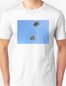 California Palm Trees Unisex T-Shirt