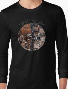 NEW YORK VII Long Sleeve T-Shirt