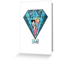 OG Lillifee OG Heidi Merch Greeting Card