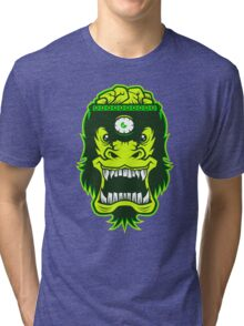 Irradiated Gorilla Brains Tri-blend T-Shirt