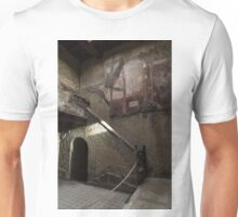 Herculaneum House Wall Art - Murals, Mosaics and Arches Unisex T-Shirt
