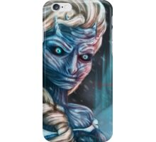 Elsa is coming iPhone Case/Skin