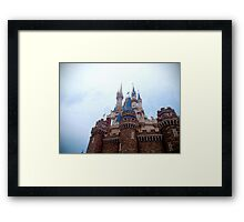 In The Heights Framed Print