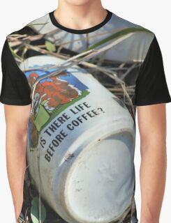 Ugh Mug Graphic T-Shirt
