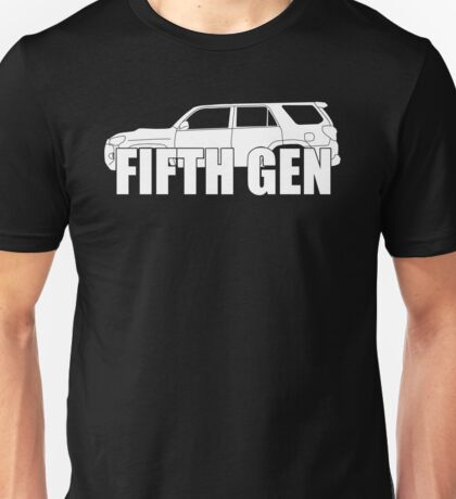 Fifth Gen Unisex T-Shirt