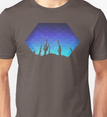 Geometric Desert Diamond Unisex T-Shirt