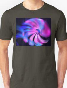 Pink Sea Blooms Unisex T-Shirt