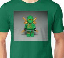 Ninja Green Unisex T-Shirt