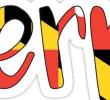 Terps Logo Sticker