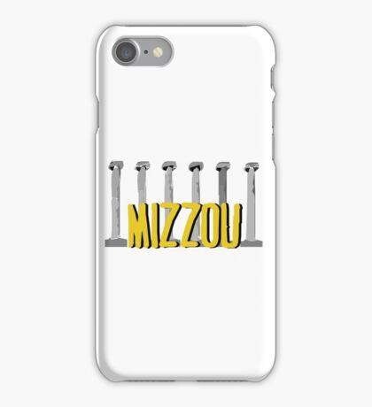 MIZ Columns  iPhone Case/Skin