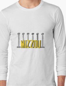 MIZ Columns  Long Sleeve T-Shirt