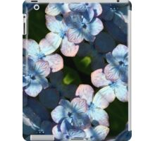 Hydrangea - In the Mirror iPad Case/Skin
