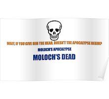 Ichabod's Brilliant Plan Poster