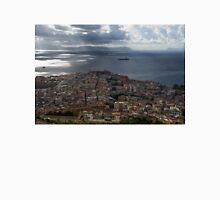 A Bird's-eye View of Naples, Italy Unisex T-Shirt