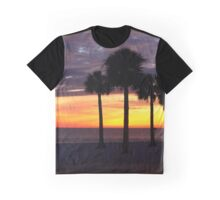 Radiant Sky Graphic T-Shirt