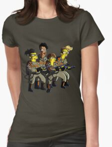 GHOSTBUSTER Womens Fitted T-Shirt