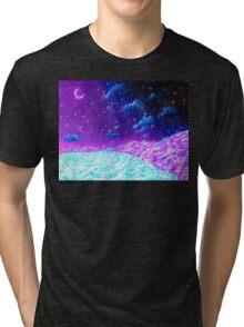 Ocean View Tri-blend T-Shirt