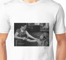 A Friendly Massage Unisex T-Shirt
