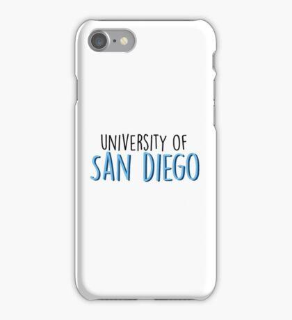University of San Diego iPhone Case/Skin