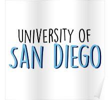 University of San Diego Poster
