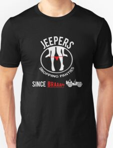 Funny Design For Jeep Lovers.! Unisex T-Shirt