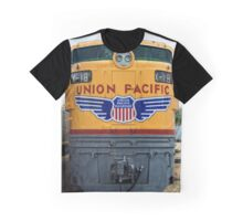 Union Pacific Railroad Graphic T-Shirt