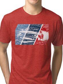 Racing Bimmer sketch Tri-blend T-Shirt