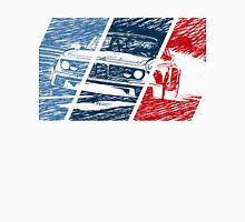 Racing Bimmer sketch Unisex T-Shirt