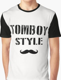 Tomboy Graphic T-Shirt