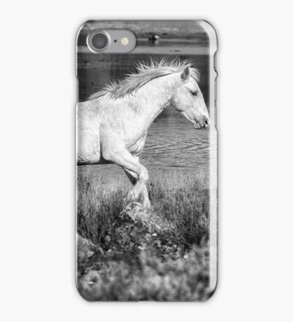 Two of a Kind BW iPhone Case/Skin