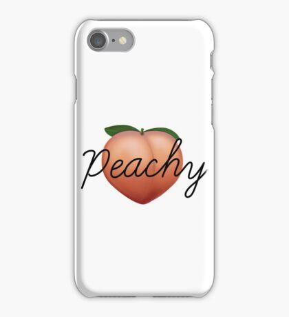Peachy Peach iPhone Case/Skin