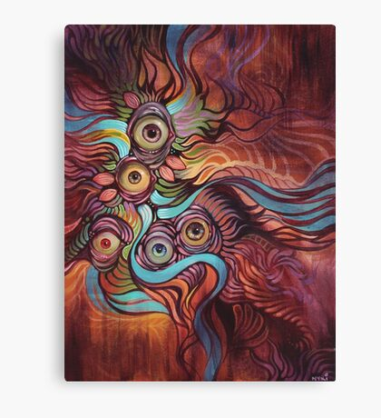 Eye'm Watching You! Canvas Print