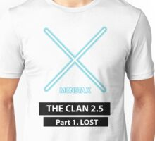 MONSTA X CLAN PART 1. LOST Unisex T-Shirt
