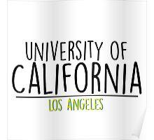 University of California - Los Angeles Poster