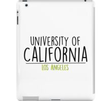 University of California - Los Angeles iPad Case/Skin