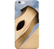 Whimsical Chimneys - Antoni Gaudi's Smooth Shapes and Willowy Curves - Right iPhone Case/Skin