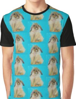 Easter Bunny Rabbit Graphic T-Shirt