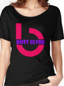 Biffy Clyro Symbol Women's Relaxed Fit T-Shirt