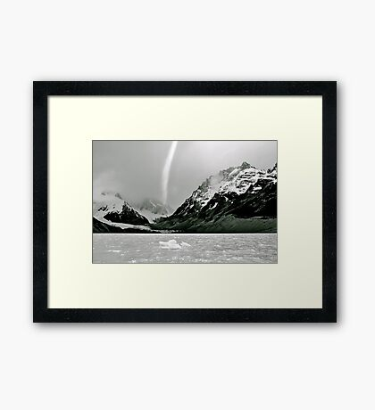 Patagonia Winds Framed Print