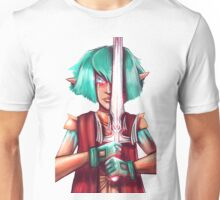 Warrior Elf Unisex T-Shirt