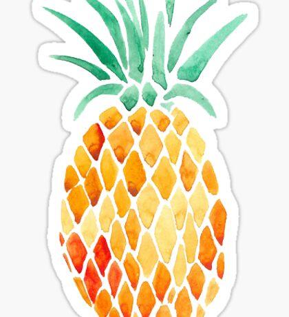 sweet piney citrus fruit Sticker