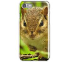 Cute Little Chippy  iPhone Case/Skin