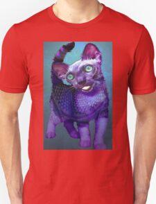 Cheshire Kitten Unisex T-Shirt