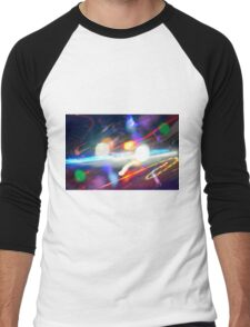 Neon Men's Baseball ¾ T-Shirt