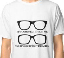 RONNIE CORBETT Classic T-Shirt