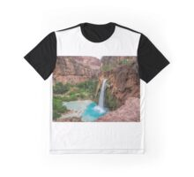 Havasu Falls Graphic T-Shirt
