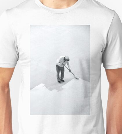 I wonder if he knows the impact his work will have on so many... Unisex T-Shirt