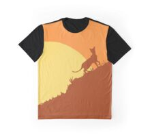 Stray Graphic T-Shirt