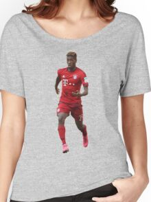 Kingsley Coman  Women's Relaxed Fit T-Shirt